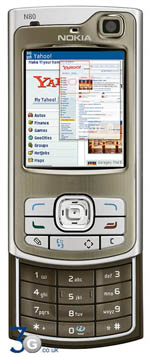 image_30151_largeimagefile Nokia N80 Internet Edition: smartphone with VoIP, Yahoo Go for Mobile