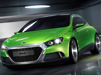 image_30420_largeimagefile VW Scirocco to be unveiled as Iroc Coupe concept