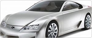 image_30469_largeimagefile Lexus LF-A supercar to be a hybrid?