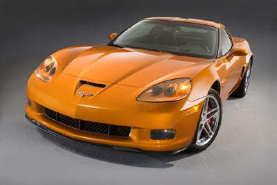 image_31361_largeimagefile 2007 Atomic Orange Corvette for $70k