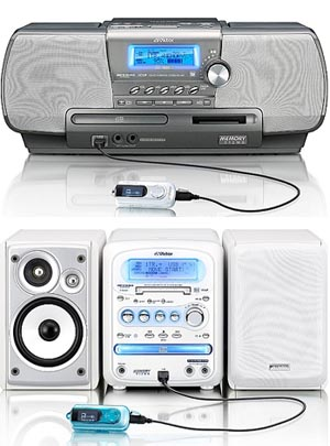 image_31692_largeimagefile JVC releases pair of compact hi-fi systems with 512MB memory