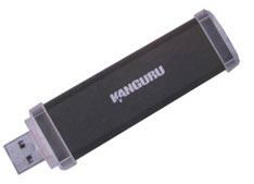 image_31992_largeimagefile Kanguru Flash Drive Max: huge memory, big price tag