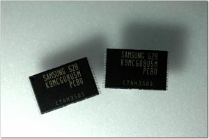 image_32372_largeimagefile Samsung starts producing 8Gb NAND flash memory device