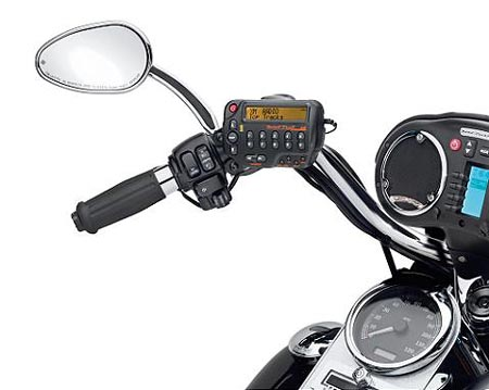image_32381_largeimagefile XM and Harley Davidson release Road Tech AL20 radio