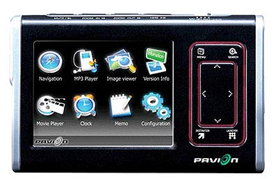 image_32662_largeimagefile GPS, MP3, and more from Pavion KCN 9000 portable navigator