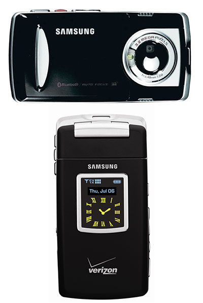 image_33024_largeimagefile Samsung SCH-a990 3.2 megapixel shooter phone on Verizon Wireless