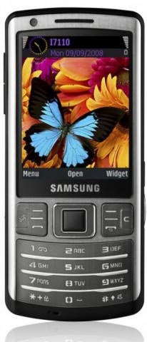image_3375_largeimagefile Samsung I7110 S60 Smartphone Rocks AMOLED Display