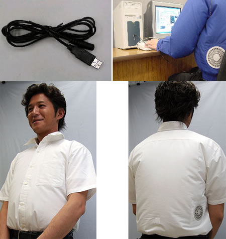 image_33877_largeimagefile Air-conditioned shirt is powered by USB