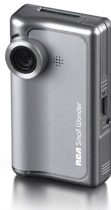 image_34029_largeimagefile RCA's one-touch digital camcorder fits in your hand