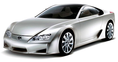 image_36092_largeimagefile Lexus LF-A supercar receives upgrades