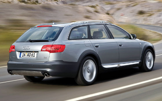 image_37894_largeimagefile New Audi A6 allroad goes anywhere