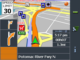 image_37969_largeimagefile MobileNavigator 5 from Navigon guides you past traffic