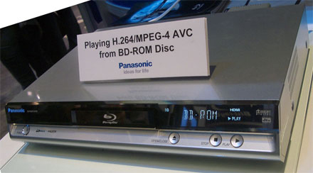 image_38303_largeimagefile Panasonic to release Blu-ray players in September