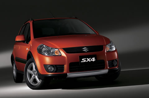 image_38306_largeimagefile Suzuki to showcase XL7 SUV and SX4 compact at NY Auto Show