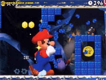 image_38791_largeimagefile Super Mario Bros. DS to feature over 80 levels of play