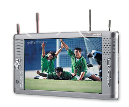 image_39062_largeimagefile Archos AV 700 TV combines portable TV and a DVR
