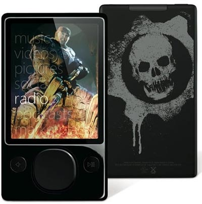 image_3945_largeimagefile  Killer 120GB Microsoft Zune Introduced with Gears of War 2