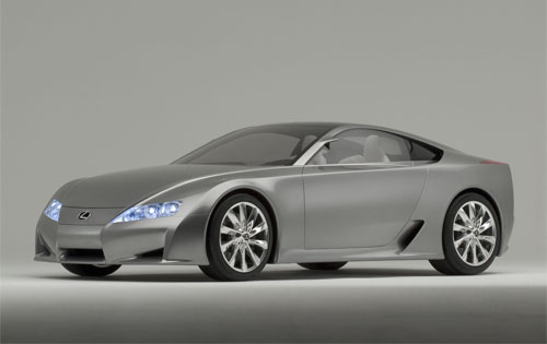 image_39549_largeimagefile Toyota to produce Lexus LF-A supercar in 2008