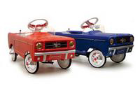 image_41704_largeimagefile Mustang Pedal Cars: The hot new collectible