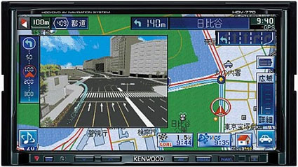 image_41932_superimage Kenwood HDV-70 GPS and media player