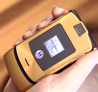 image_43994_largeimagefile Gold Digger?  The Motorola Gold RAZR V3i is For You