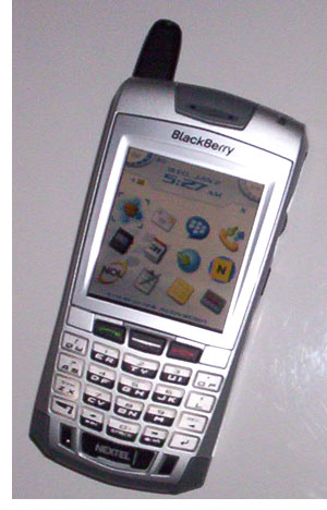 image_44301_largeimagefile Sprint Nextel BlackBerry 7100i Review