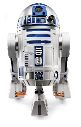 image_44656_largeimagefile Voice-Activated R2-D2 AstroMech Robot from Hammacher