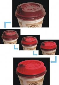 image_45893_largeimagefile Smart colour changing coffee lid prevents scorching