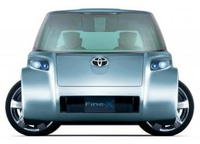 image_46537_largeimagefile Toyota to display Fuel-Cell Hybrid, the Fine-X