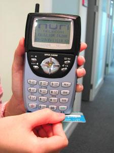 Nuritelecom выпустила новое WiFi устройство для проведения платежей по