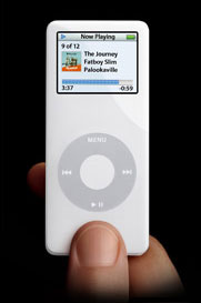 image_46889_largeimagefile Apple iPod Nano turns into Pocket-sized problem