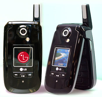 image_47016_superimage LG CL400 Wi-Fi GSM Combo Phone with UMA