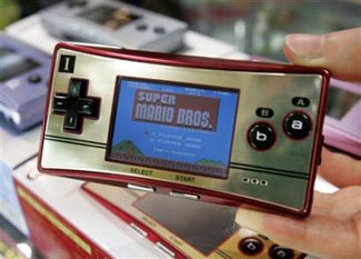 image_47257_largeimagefile Nintendo Game Boy Micro Launch in Japan is 'Better Than Expected'