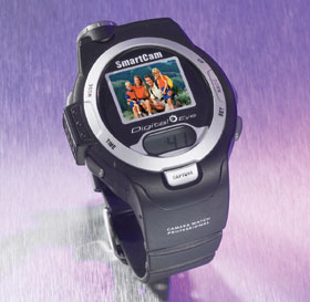 image_47410_largeimagefile Spy Camera Watch gives you the Digital Eye
