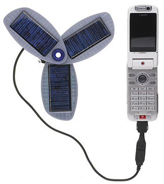 image_47470_largeimagefile Vodafone Introduces Mobile Phone Solar Charger in Europe