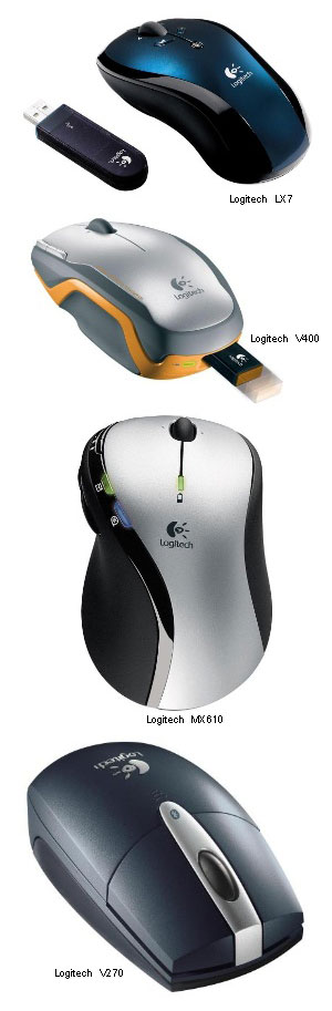 image_47500_largeimagefile Logitech Releases New Wireless Mice, Including first with Bluetooth
