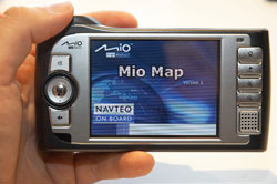 image_47846_largeimagefile Review of Mio's DigiWalker 269 GPS MP3 Player