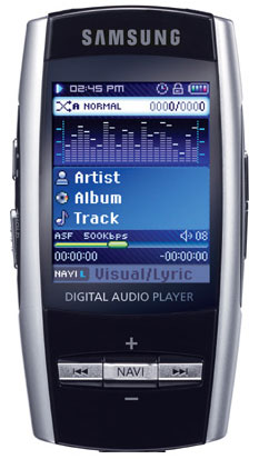 image_47943_largeimagefile Samsung Electronics to Launch More MP3 Players to Boost Market Share