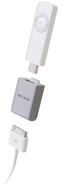 image_47968_largeimagefile Belkin launches Dock Adapter for iPod shuffle