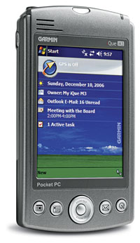 image_48542_superimage Garmin iQue M3 GPS Navigator Pocket PC