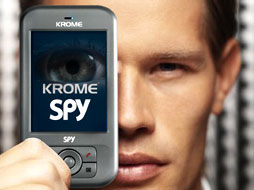image_48681_largeimagefile Krome Spy PDA with 1.3 megapixel camera