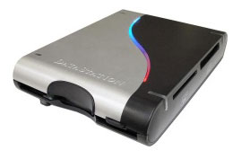 image_48685_largeimagefile I/OMagic DataStation 2 adds USB floppy and 7-in1 card reader to any PC
