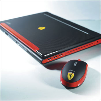 image_49039_largeimagefile Acer Ferrari 4000 Carbon-Fiber Notebook