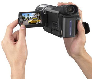 image_49451_largeimagefile Sony HDR-HC1 Smallest and Lightest HD Consumer Camcorder