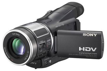 image_49451_superimage Sony HDR-HC1 Smallest and Lightest HD Consumer Camcorder