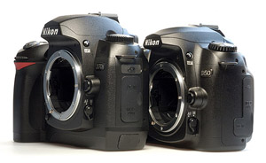 image_49768_largeimagefile New Nikon Entry Level DSLR Cameras, D70s and D50