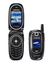 image_49805_largeimagefile Cingular Launches Samsung P207 Phone with Speech-to-Text