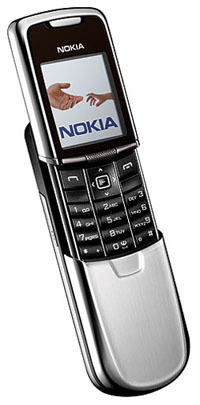 image_49915_largeimagefile Nokia 8801 and 8800 Sleek Handset with Exclusive Ring Tones