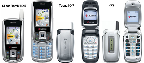 image_50115_superimage Four new CDMA Phones from Kyocera