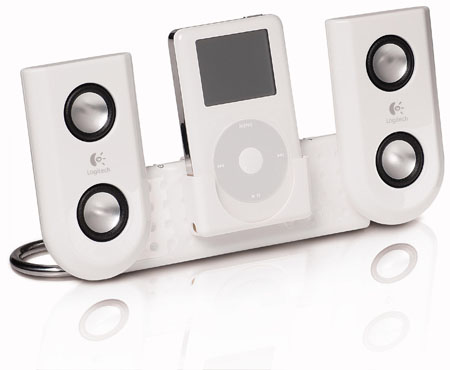 image_50226_superimage Logitech mm22 Portable iPod Speakers